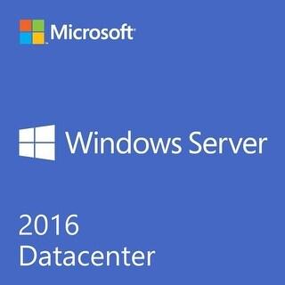 Microsoft Windows Server 2016 Datacenter 64 Bit OEM 16 Core