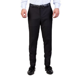 Dior Men's Wool Trouser Pants Black - 34