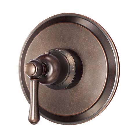 Gerber D562057BRT Bronze Opulence Shower Trim