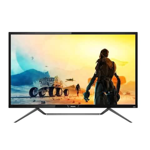 "Phillips 436M6VBPAB 4k 42.5"" LCD FreeSync Monitor,Black(Certified Refurbished)"