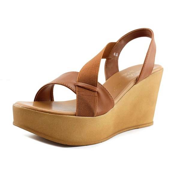 Athena Alexander Kolor Women Cognac Sandals