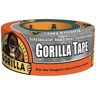 """Gorilla 6071202 Heavy Duty Duct Tape, Silver, 1.88"""" W x 12 Yard L"""