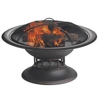 "Blue Rhino Wad15129mt 19.7""H Wood Burning Firebowl"