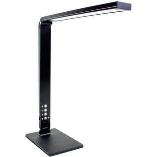 "Newhouse Lighting NH-LEDMAS-B Adjustable Desk Lamp, 20"", Black"