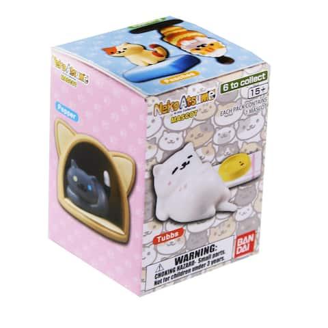 Neko Atsume: Kitty Collector Mascot Blind Box Mini Figure - Multi