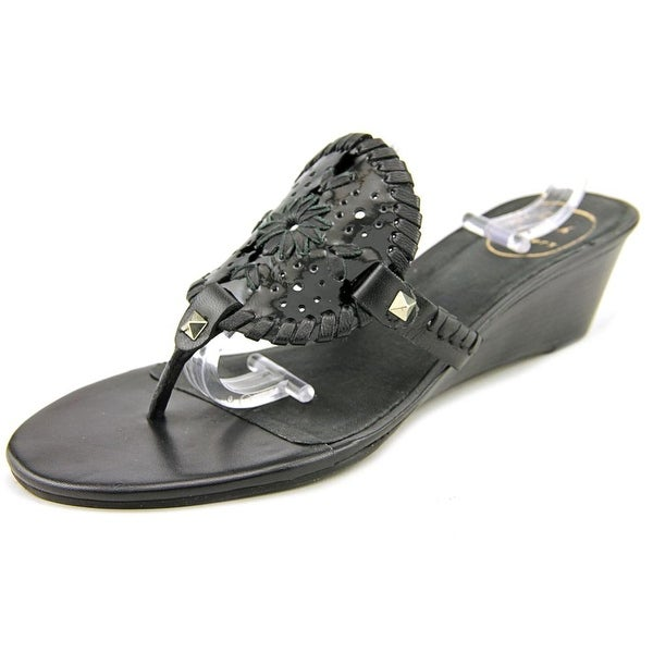 Jack Rogers Devyn Open Toe Synthetic Sandals
