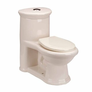 Child's Toilet Bone Round Small Toilet