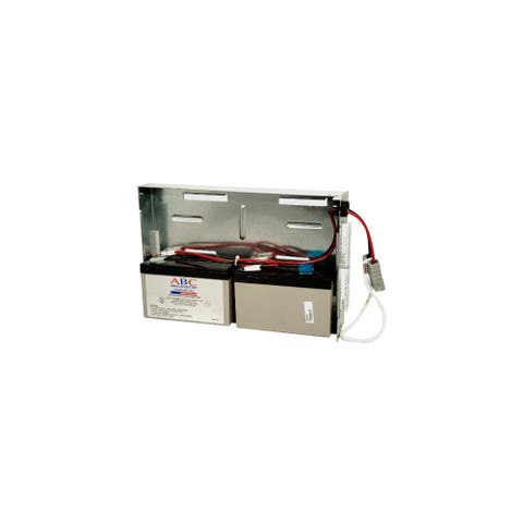 APC 73019B RBC22 Replacement Batterycartridge By American Battery Co - Multicolor