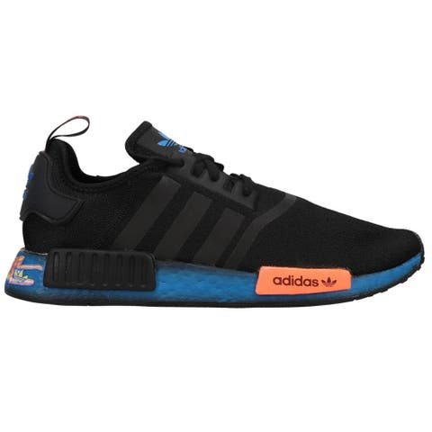 adidas Nmd_R1 Lace Up Mens Sneakers Shoes Casual - Black