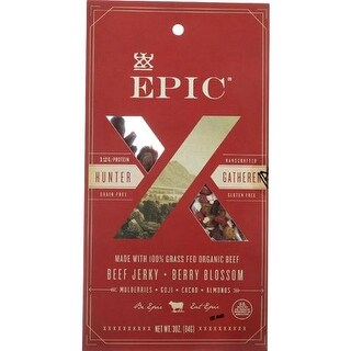 Epic - Berry Blossom Beef Jerky Trail Mix ( 8 - 2.25 OZ)