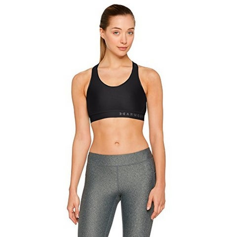 Under Armour Womens Armour Mid Keyhole Bra