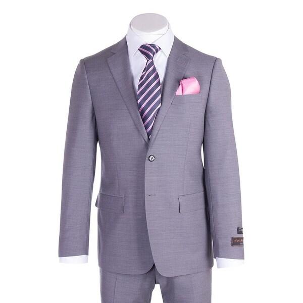 Novello Suit - Light Gray, Modern Fit
