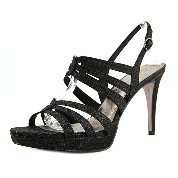 Adrianna Papell Anita Women Black Sandals