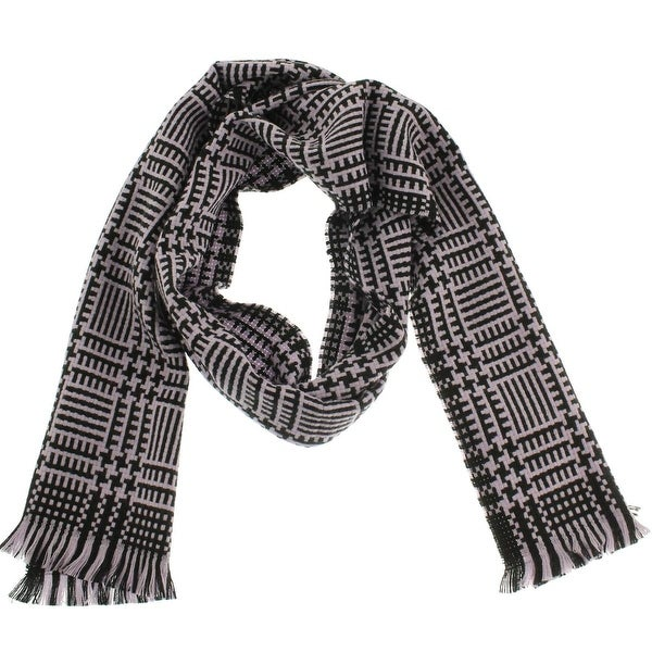 Joseph Abboud Womens Scarf Woven Decorative - o/s
