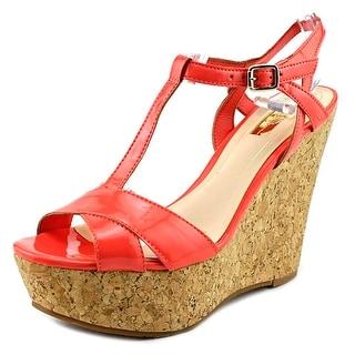 Jessica Simpson Ellrose Women Open Toe Synthetic Wedge Sandal