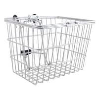 SUNLITE Basket Front Wire L/O Std Sl W/Bracket - TL-332+TL-332-1/SIL