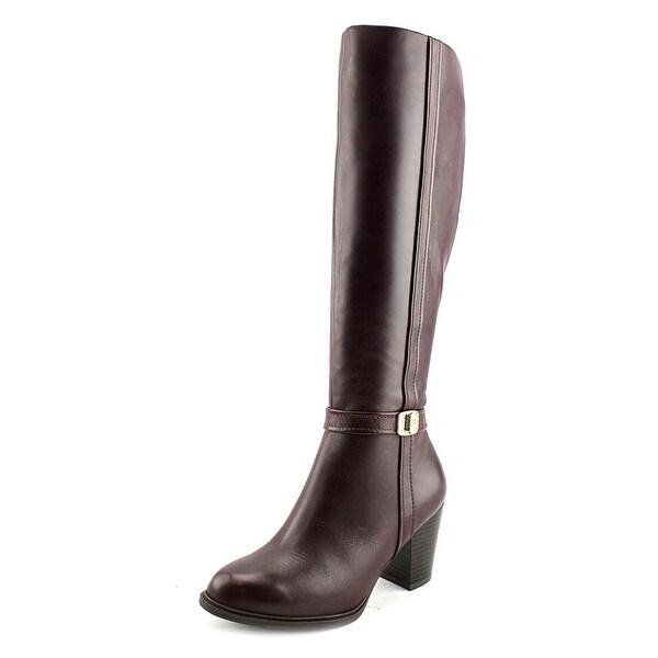 Giani Bernini Raiven Women Oxblood Boots