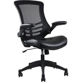 Techni Mobili RTA-8070-BK Techni Mobili Mesh Task Chair - Black