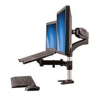 Startech Armunonb Single Monitor Arm Laptop Stand