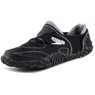 Speedo Off Shore Women Round Toe Synthetic Black Water Shoe