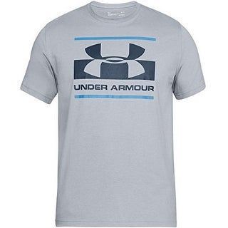 Under Armour Mens Blocked Sportstyle Logo