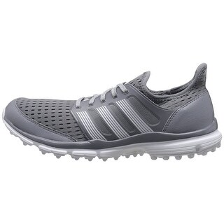 Adidas Men's Climacool Grey/White/White Golf Shoes F33224 (8 MEDIUM)