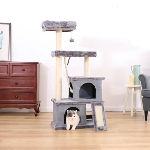 EQ Busy Box 50-inch Cat Tree