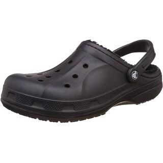 Crocs Adult Unisex Ralen Lined Clog Shoes