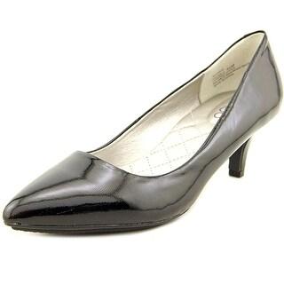 Me Too Celine 2 Women Round Toe Patent Leather Heels