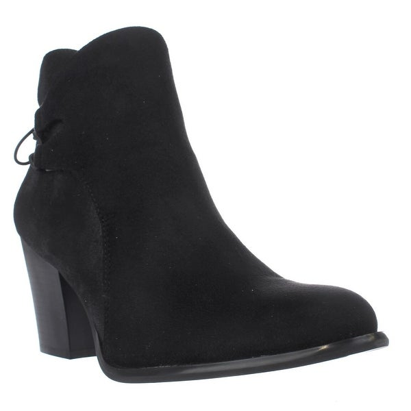 Dirty Laundry by Chinese Laundry Wing It Lace Up Ankle Boots, Black