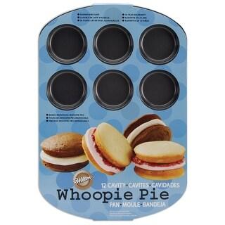"""Whoopie Pie Pan-12 Cavity 16.5""""X11"""""""