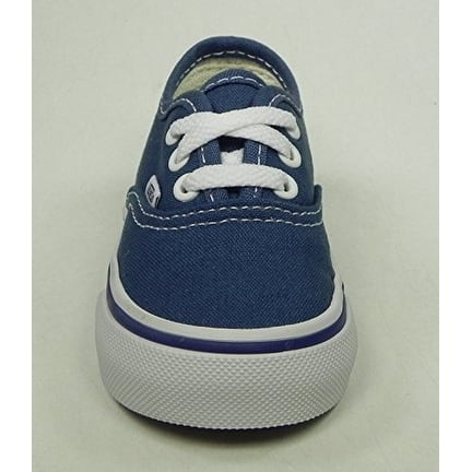 550dd68075 Shop Vans Boys  Authentic - Navy - 8.5 Toddler - Free Shipping On ...