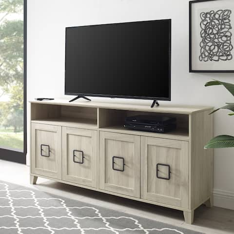 Strick & Bolton 58-inch 4-Door TV Stand Console