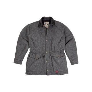 Schaefer Western Jacket Mens Melton Wool Cattle Baron Drifter 250