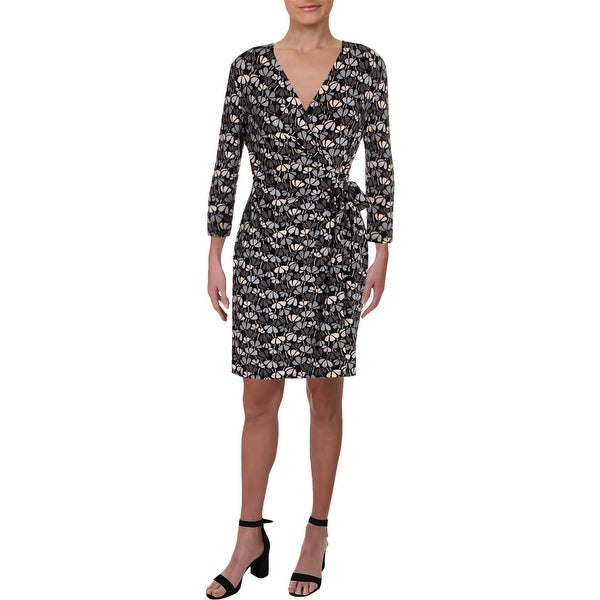 316dc90e78aa Shop Anne Klein Womens Wrap Dress Office Day To Night - Free ...