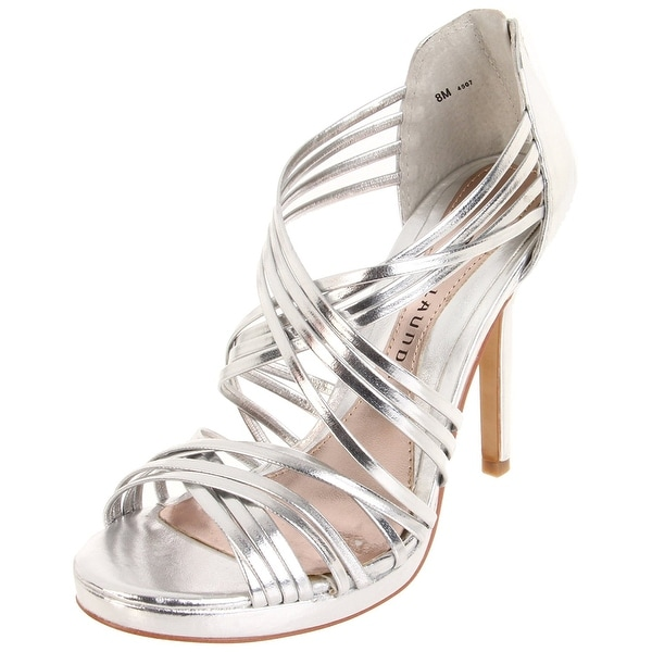 Chinese Laundry Womens IMAGINE Open Toe Special Occasion Strappy Sandals