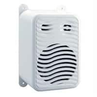 PolyPlanar Gunwale Mount Speakers - (Pair)White