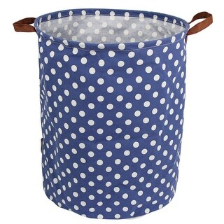 Large Collapsible Laundry Hamper with Handles