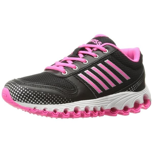 K-Swiss Womens X-160 VARSITY LOW Low Top Lace Up Running Sneaker