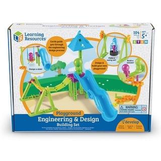 Learning Resources Stem Engineering & Design Kit