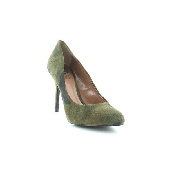 Vince Camuto Jayne Women's Heels Camo Rugged - 6