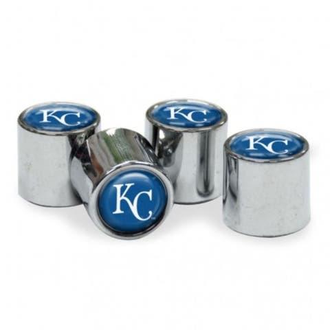 Kansas City Royals Valve Stem Caps