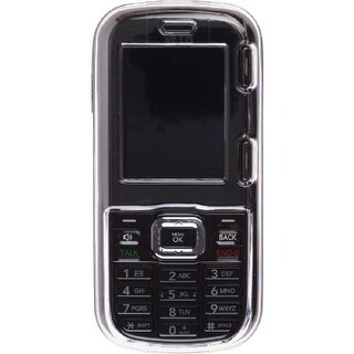 Wireless Solutions Snap-On Case for LG LX265 Rumor 2 (Clear)