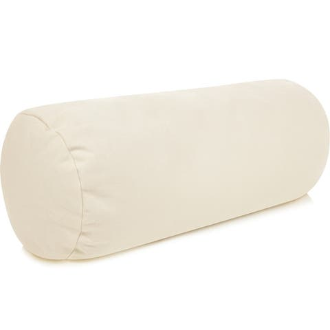 Buckwheat Hull Neck Roll Pillow - Stress & Neck Tension Relief