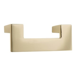 """Atlas Homewares A846 U Turn 2-1/2"""" Center to Center Handle Cabinet Pull - n/a"""