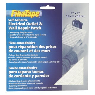 FibaTape 7X7Elec Outlt Wall Patch