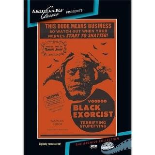 Voodoo Black Exorcist DVD Movie 1974