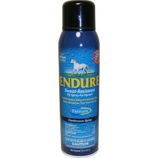Endure Sweat-resistent Fly Spray For Horses