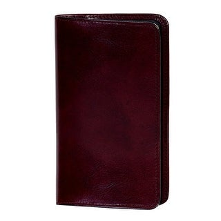 Link to Scully Western Planner Italian Leather Pocket Notebook - One Size Similar Items in Planners & Accessories