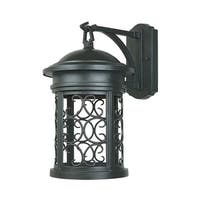 "Designers Fountain 31111-ORB 1-Light 7"" Wall Lantern from the Dark Sky Barrington Collection - Oil Rubbed Bronze - N/A"